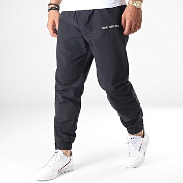 Calvin Klein - Pantalon Jogging Cotton Nylon 2506 Noir