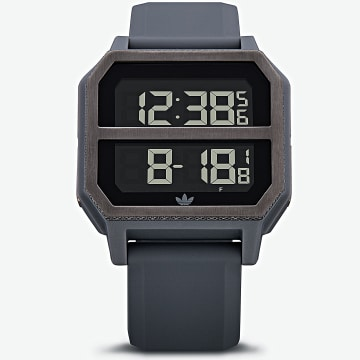 Montre Archive R2 Z16632 All Gunmetal