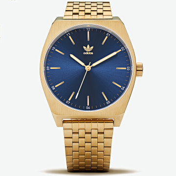 Adidas Originals - Montre Process M1 Z022913 Gold Navy Sunray