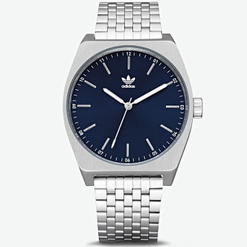 adidas - Montre Process M1 Z022928 Silver Navy Sunray