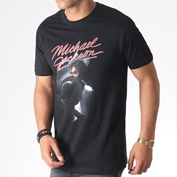 Michael Jackson - Tee Shirt MC436 Noir