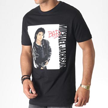 Michael Jackson - Tee Shirt MC448 Noir