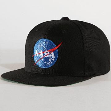 NASA - Casquette Snapback Nasa MT534 Noir