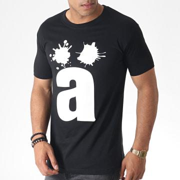 Ärsenik - Tee Shirt A Noir Blanc