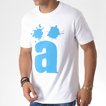 Ärsenik - Tee Shirt A Blanc Bleu