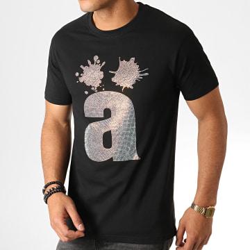Ärsenik - Tee Shirt Strass Noir