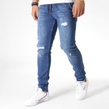 Classic Series - Jogger Pant Jean 4362 Bleu Brut
