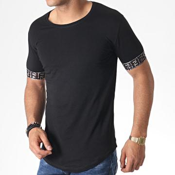 Tee Shirt Oversize 279 Noir