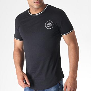 Tee Shirt Oversize 280 Noir