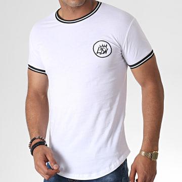 Tee Shirt Oversize 280 Blanc