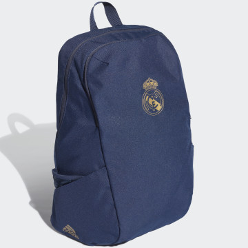 Adidas Performance - Sac A Dos Real Madrid DY7712 Bleu Marine Doré