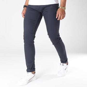 Pantalon Chino 20703472 Bleu Foncé
