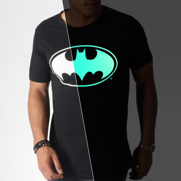 Tee Shirt Glow In The Dark Noir