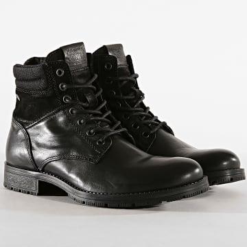 Bottes Zachary 12156002 Noir