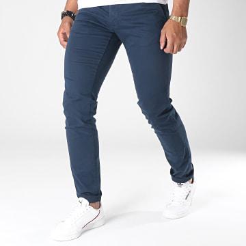 Teddy Smith - Pantalon Chino 10109204D Bleu Marine