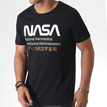 NASA - Tee Shirt Admin 2 Noir