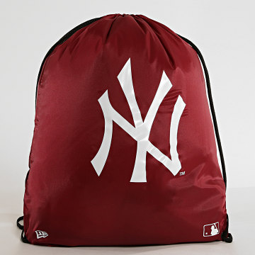 Sac Gym Bag New York Yankees Bordeaux