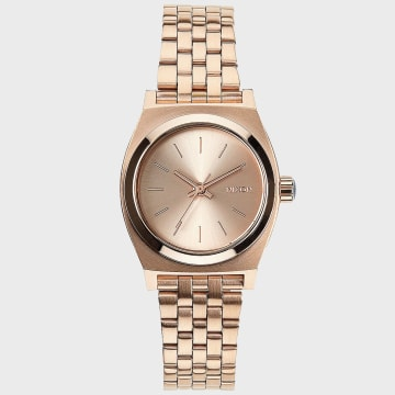 Montre Femme Small Time Teller A399-897 All Rose Gold