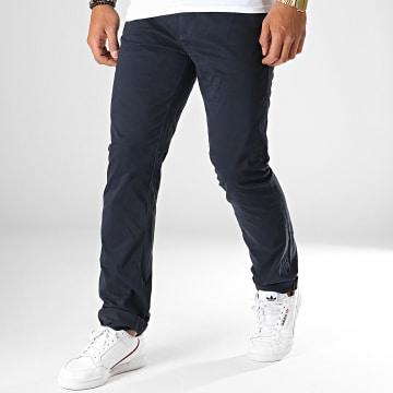Pantalon Chino Pobelt Bleu Marine