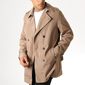 Manteau Trench Coat 1982 Camel