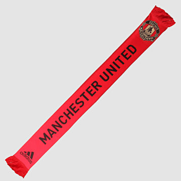 Adidas Performance - Echarpe Manchester United DY7700 Rouge