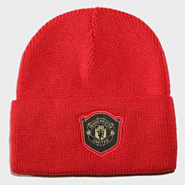 adidas - Bonnet Manchester United Woolie DY7697 Rouge