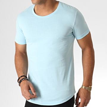 Tee Shirt Oversize 769 Bleu Ciel