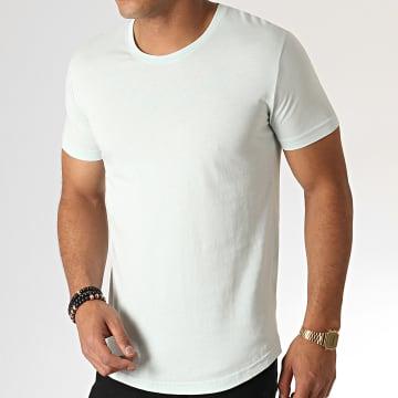 Tee Shirt Oversize 769 Vert Menthe