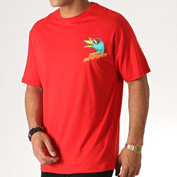 Classic Series - Tee Shirt 3200 Rouge