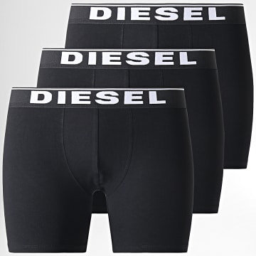 Diesel - Lot De 3 Boxers Sebastian 00SKME-0JKKB Noir
