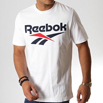 Reebok - Tee Shirt Classics Vector FJ0734 Blanc