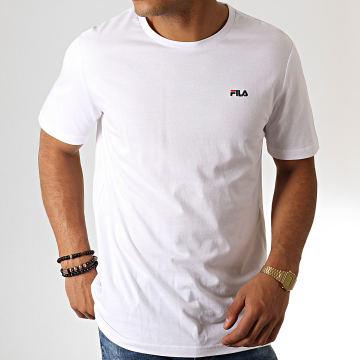 Fila - Tee Shirt Unwind 682201 Blanc