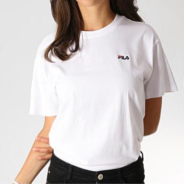 Tee Shirt Femme Eara 687469 Blanc