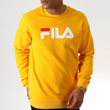 Sweat Crewneck Classic Pure 681091 Jaune
