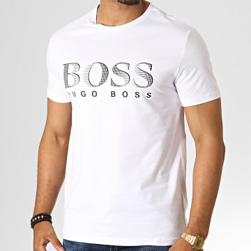 BOSS by Hugo Boss - Tee Shirt RN 50407774 Blanc