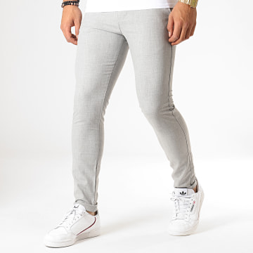 MTX - Pantalon 1015 Gris Chiné