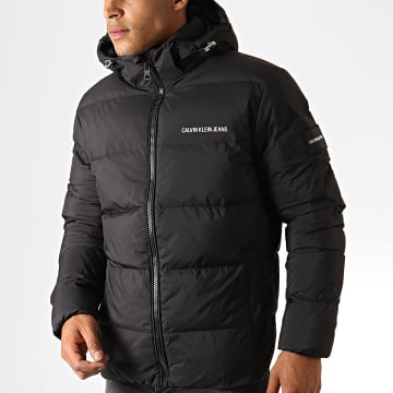 Doudoune Hooded Down Puffer 2765 Noir