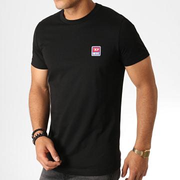 Tee Shirt Diego 00SZ7W-0PATI Noir