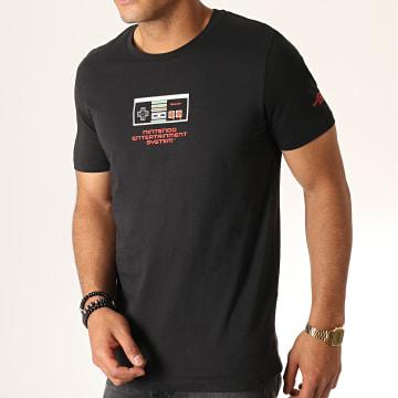 Tee Shirt Nintendo Noir