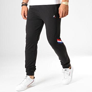 Pantalon Jogging Tricolore Regular N1 1920933 Noir