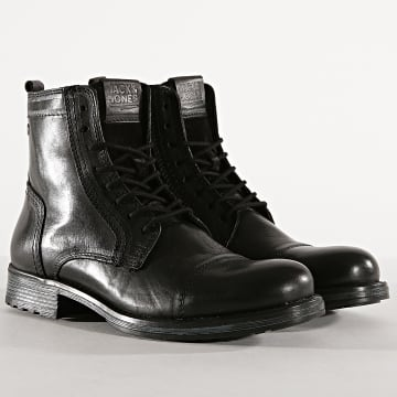 Jack And Jones - Bottes Russel 12156009 Anthracite