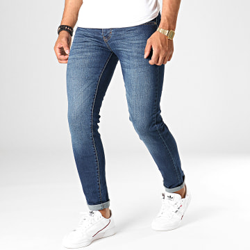 Jean Slim 415 Bleu Denim