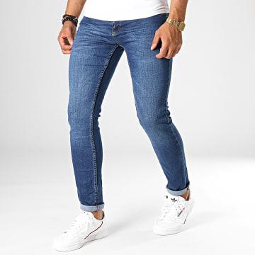 Jean Slim 430 Bleu Denim