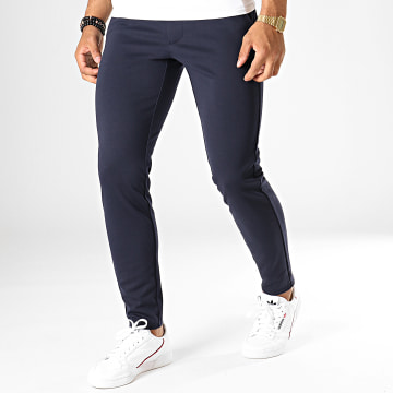 Only And Sons - Pantalon Chino Mark Bleu Marine