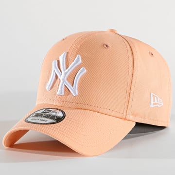 Casquette Baseball 9Forty Basic New York Yankees 12109562 Peach Blanc