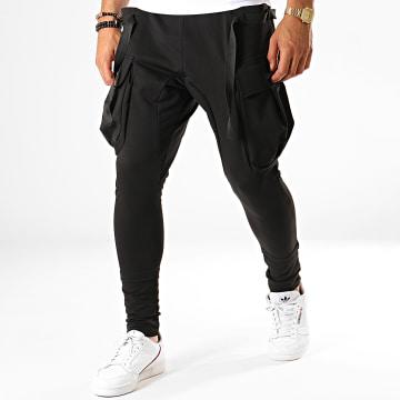 Pantalon Jogging F545 Noir