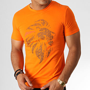 King Off - Tee Shirt A062 Orange