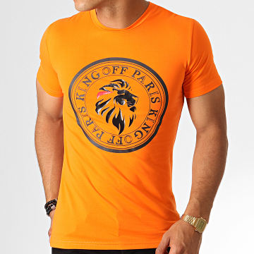 King Off - Tee Shirt A060 Orange