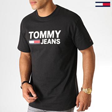 Tommy Jeans - Tee Shirt Classics Logo 4837 Noir