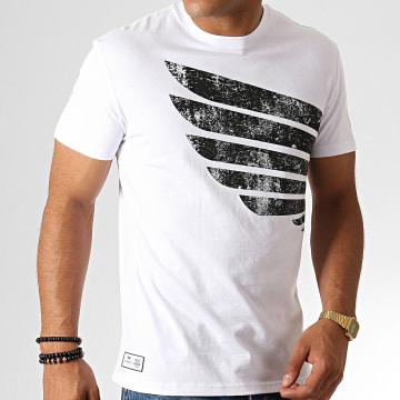 Tee Shirt Bitume WY4775 Blanc